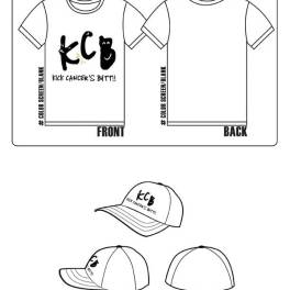 T-shirt and hat design - Concept