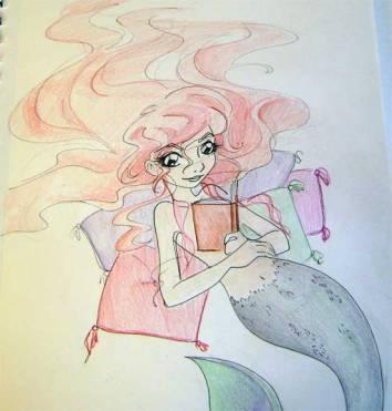 mermaid_reading