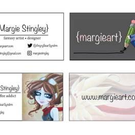 Business Card Design - Initial Ideas