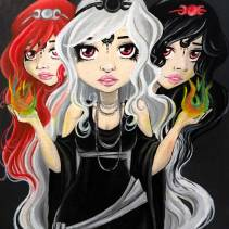 Triple Goddess 2020